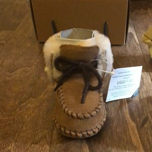 Baby UGGs sparrow BRAND NEW IN BOX